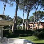 Villa Serenella Monastery
