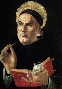 St. Thomas Aquinas, Doctor of the Church