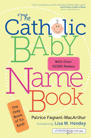 Catholicbabynamebook