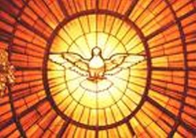 Holy Spirit Window