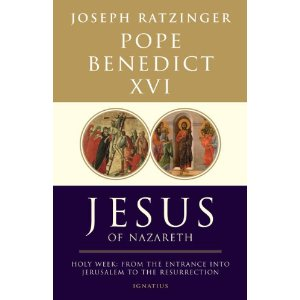 reflection on jesus of nazareth Benedict's reflection on jesus' birth a profound service the series began in 2007 with jesus of nazareth: national catholic reporter publications.
