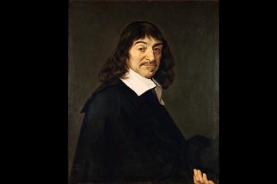 René-Descartes by Frans Hals
