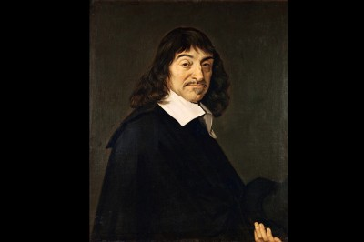 René-Descartes by Frans Hals