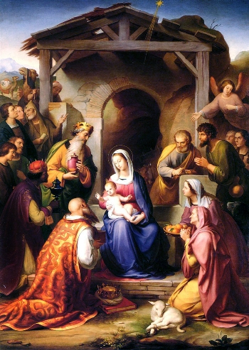 """Nativity of Christ"" by Rohden"