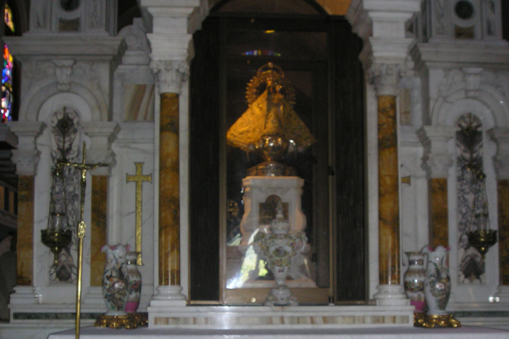 """La Virgen de la Caridad del Cobre"" 