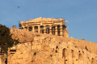 Acropolis (closed for repairs)