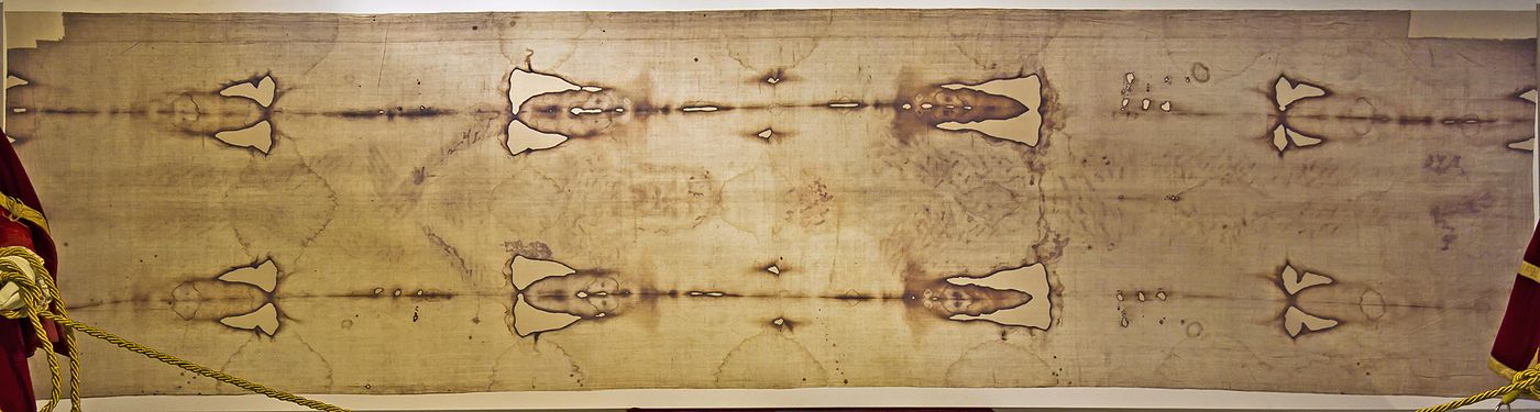 The Shroud of Turin,  Photography by Mark Armstrong