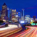 Evening Trafic in Atlanta