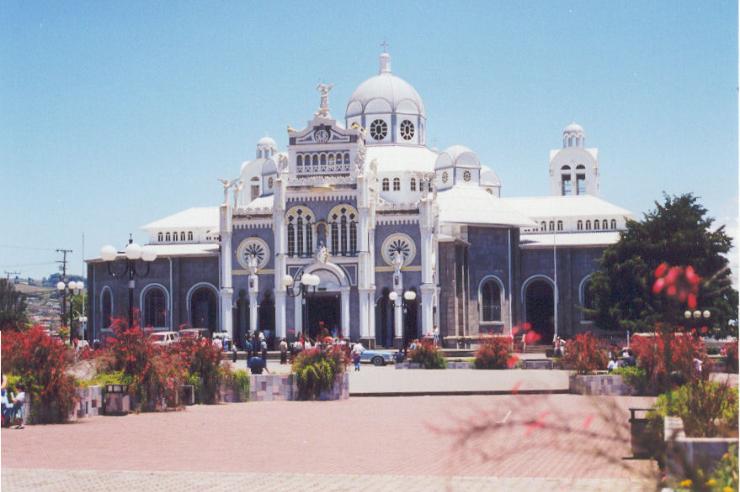 Basilica de Nuestra Señora de los Ángeles