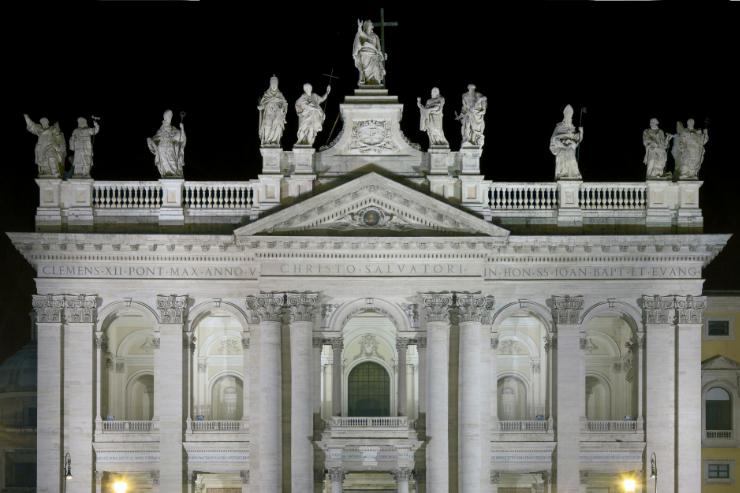 Papal Archbasilica of Saint John in Lateran