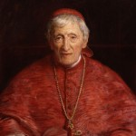 """Blessed John Henry Newman"" by Sir John Everett Millais"