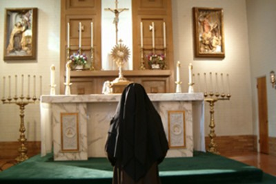 Photography © by Carmelite Sisters of the Sacred Heart of Los Angeles