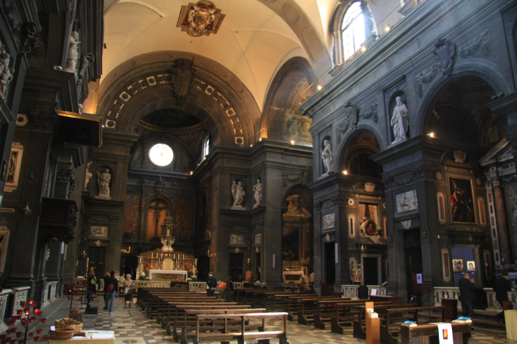 Chiesa Dei Santi Michele e Gaetano, Florence, Italy