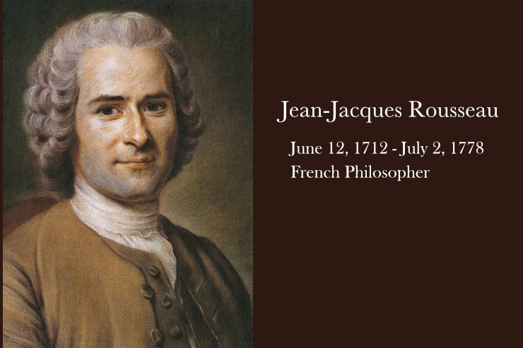 rousseau social contract thesis