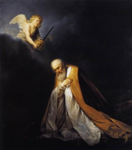 """King David in Prayer"" by Pieter de Grebber"