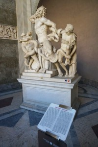 Laocoön and His Sons, Vatican Museum Photography by Mark Armstrong