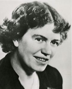 Dr. Margaret Mead No Known Copyright Restrictions