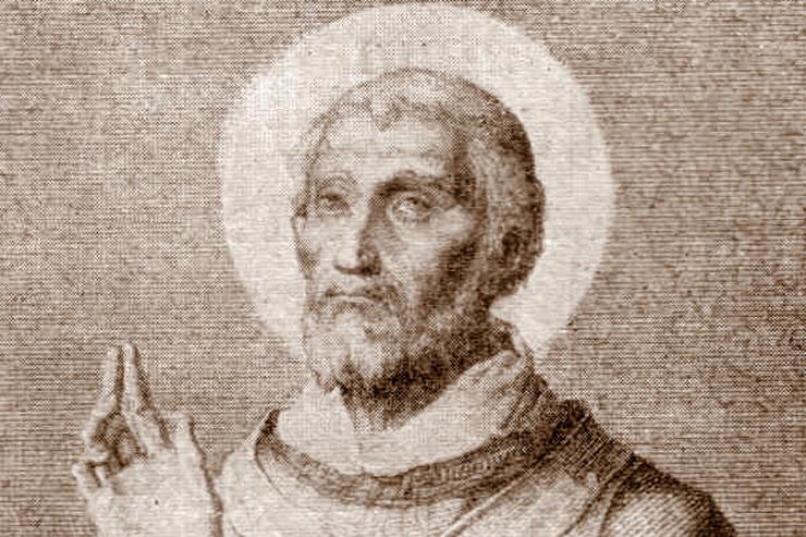 Pope St. Fabian, Martyr