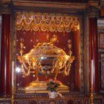 Reliquary of the Holy Crib Basilica di Santa Maria Maggiore