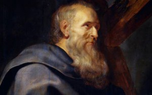 St. Philip the Apostle by Rubens