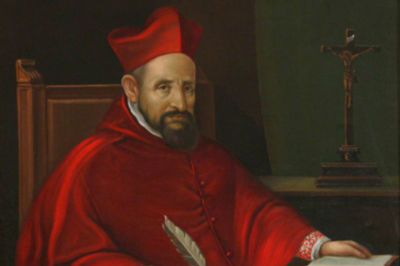 St. Robert Bellarmine Bishop and Doctor of the Church