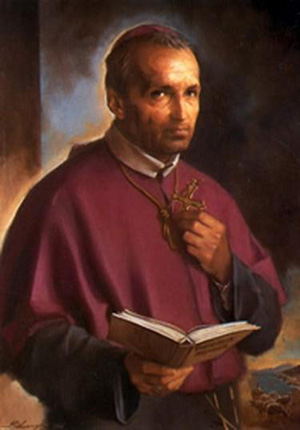St. Alphonsus Liguori Bishop and Doctor of the Church