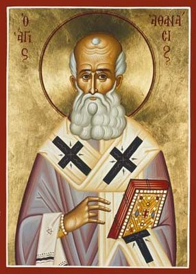 St. Athanasius, Bishop, Confessor and Doctor of the Church