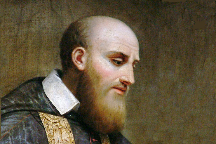 St. Francis de Sales, Bishop and Doctor