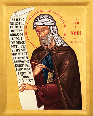 St. John Damascene