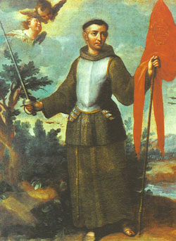 St. John of Capistrano, Priest