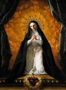 St. Margaret Mary Alacoque
