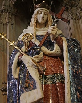 St. Margaret of Scotland (cr. Fr. Lawrence, OP