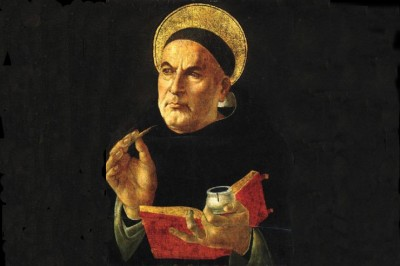 Saint Thomas Aquinas, The Angelic Doctor