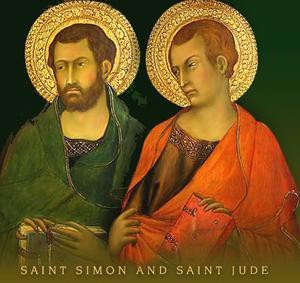 St. Simon the Zealot and St. Jude Thaddeus