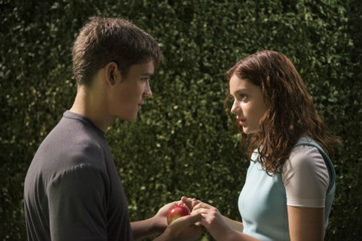 "Scene from the Move ""The Giver"""
