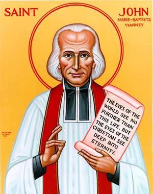 St. Jean Marie Vianney, Cure d'Ars