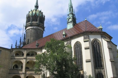 All Saints' Church (Schlosskirche), Wittenberg
